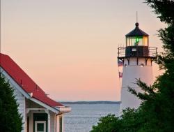Charmantes Neuengland und New York - 100 Urlaubsziele